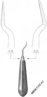 Элеватор зубной штыковидный медиальный 1м фольксваген транспортер т5 количество мест
